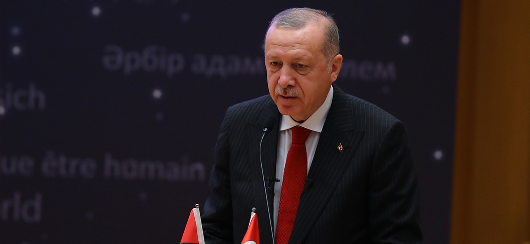 President Erdoğan: We stand by all the downtrodden and wronged wherever they are in the world