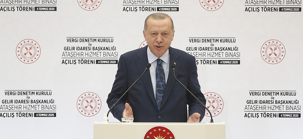 President Erdoğan: Our country's position in global power index assessments is increasing with each passing year