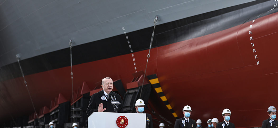 President Erdoğan: It is an obligation for us to be strong in military, economic and diplomatic terms