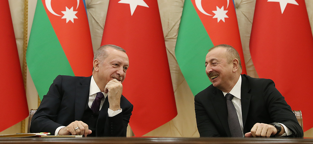 President Erdoğan: We will increase our trade volume with Azerbaijan to $15 billion by 2023