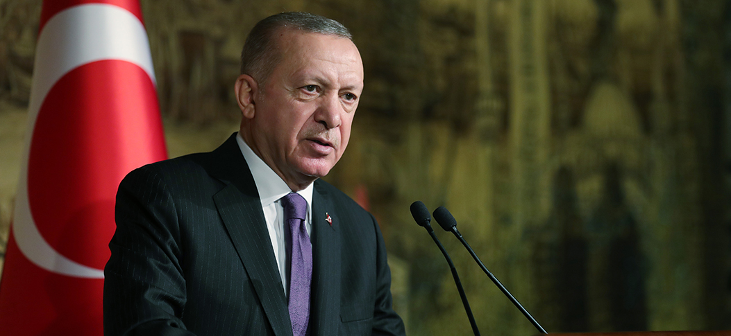 President Erdoğan: Turkey will enter the post-pandemic era as a strong, resilient and competitive global actor