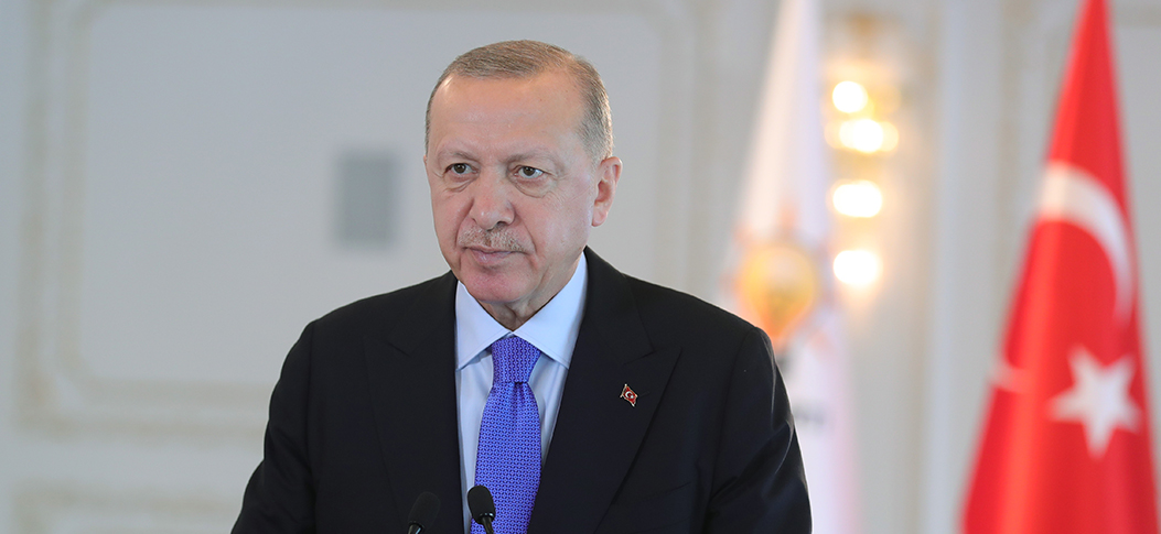 President Erdoğan: We are mobilizing Turkey's potential with an approach based on investment and production