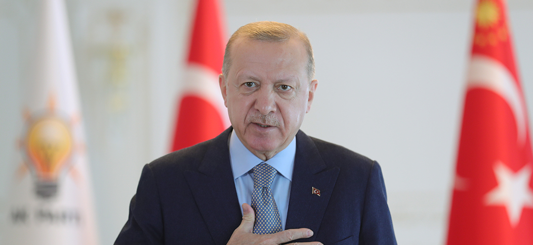 President Erdoğan: Turkey has reached a position where it can determine the balances in its region and the world